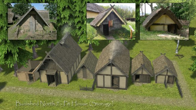 Pit Houses