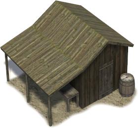 Salt Cabin