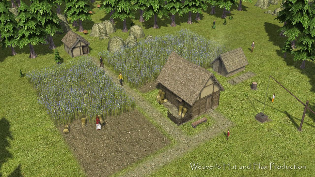 banished flax