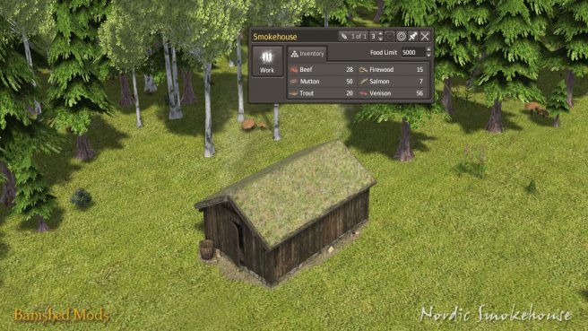 smokehouse in game