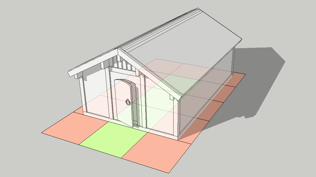 smokehouse sketch