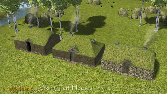 Banished Turf House